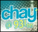 Chay today @ 93.1